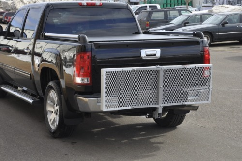 Outdoor - Folded Aluminum Cargo Carrier - 18100 -  Cargo Management (4v1).jpg