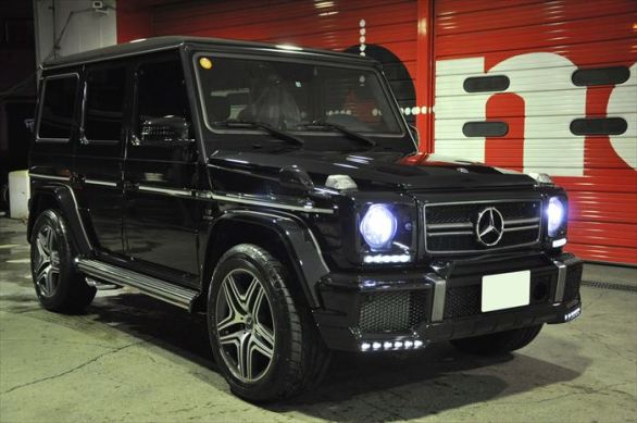 G63 before