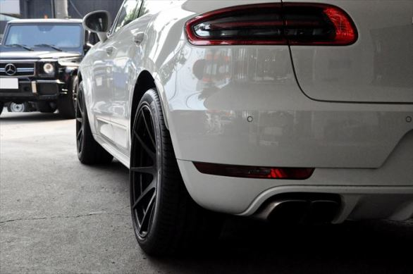 MACAN BC FORGED