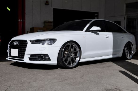 AUDI A6 BC FORGED