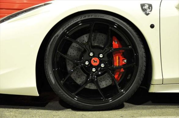 NOVITEC ROSSO NF4 Forged