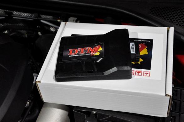 DTM Additional Tuning Box