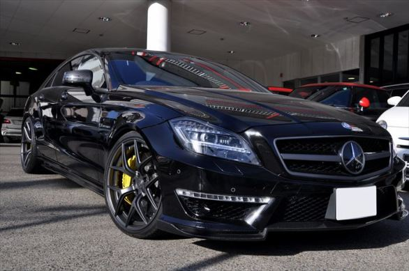 CLS63S MANSORY