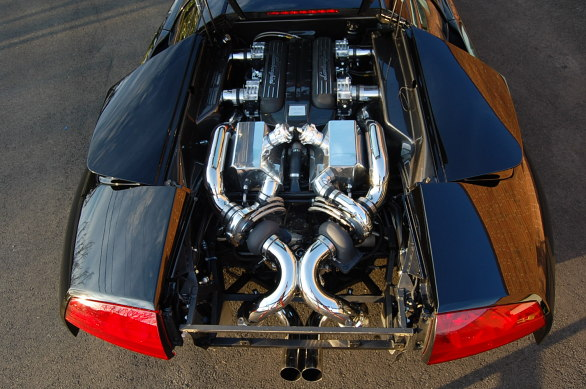 Murcielago Twin Turbo