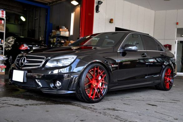 BC FORGED C63