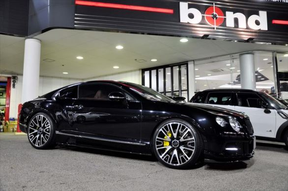 Continental GT MANSORY