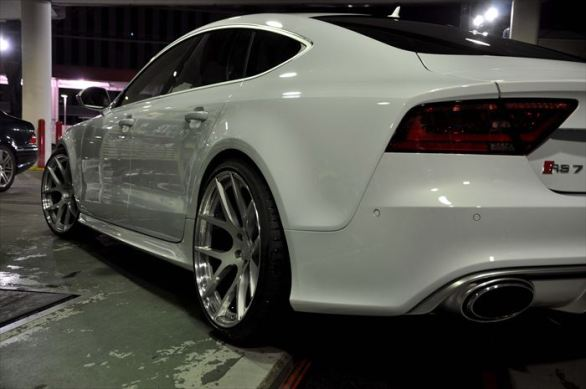 RS7 BC FORGED