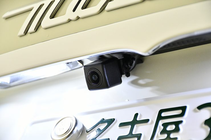 名古屋 MASERATI マセラティ バックカメラ