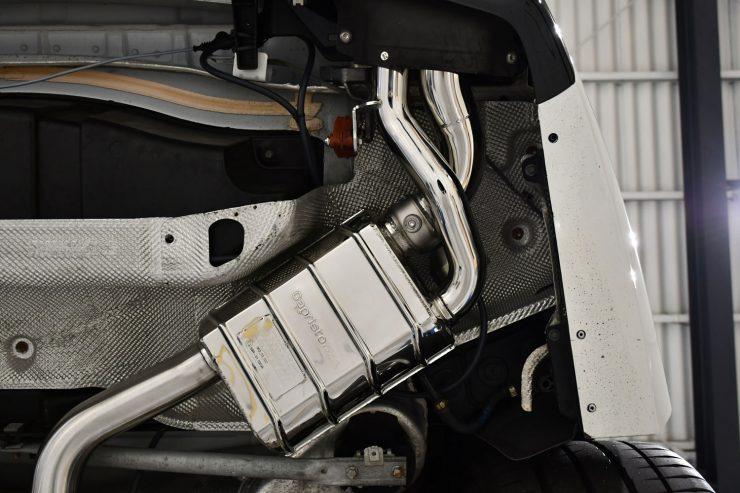 ベンツ AMG S63 マフラー ADV.1 アメ鍛 カスタム 名古屋
