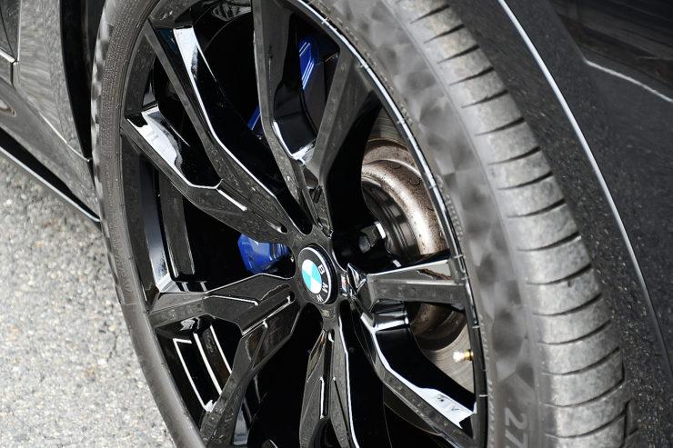 愛知県 名古屋 BMW ビーエム カスタム RONIN ロニン ブラックアウト ホイール塗装 エンブレム塗装 スペーサー ロワリング iid