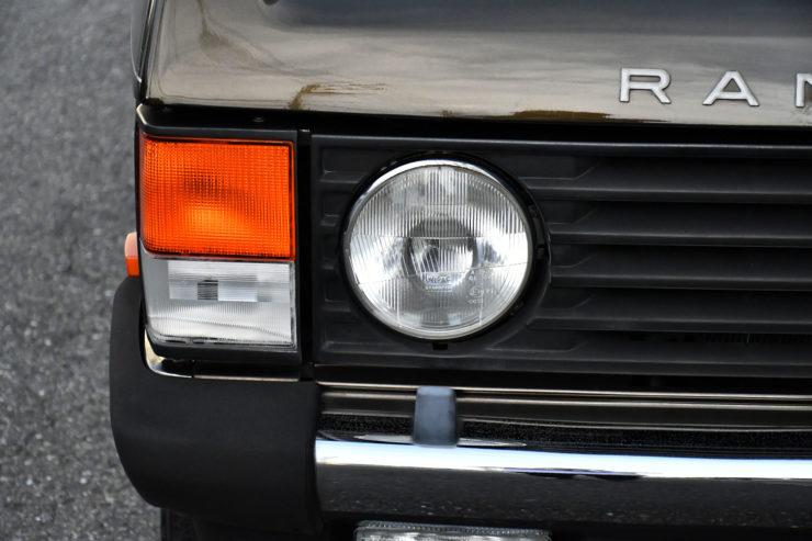 クラシックレンジ レンジローバー 旧車 ネオクラシック バンプラ カスタム 名古屋