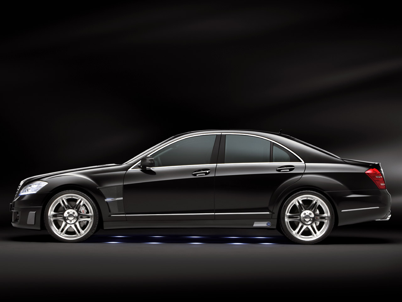 Bond New Products Brabus W221 New S Class!