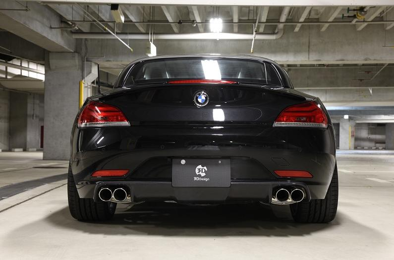 Bond New Products 3d Design Exhaust System For Bmw E89 Z4!