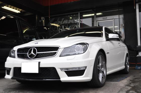 AMG C63 Coupe !