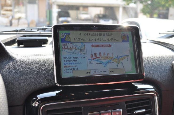 W463 AMG G63 8インチモニター カスタム