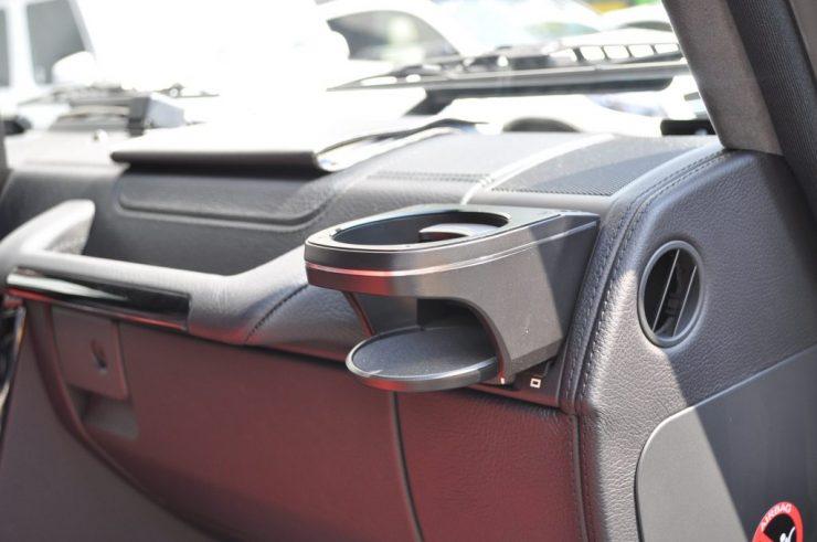 W463 AMG G63 カップホルダー カスタム