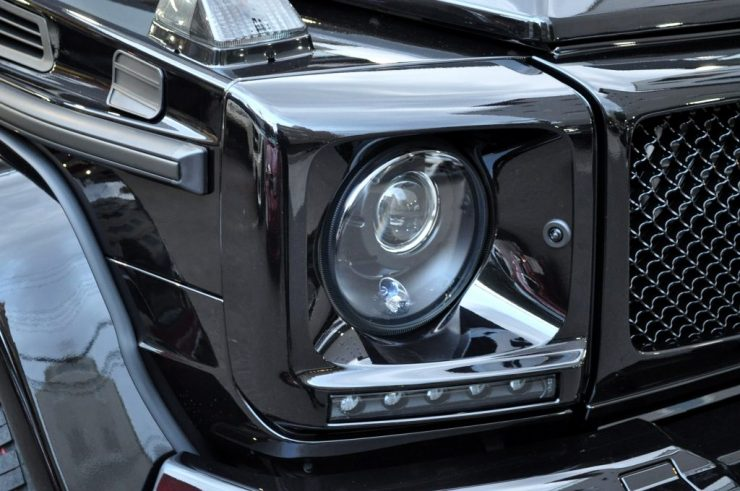 W463 ゲレンデ G550 ブラバス カスタム