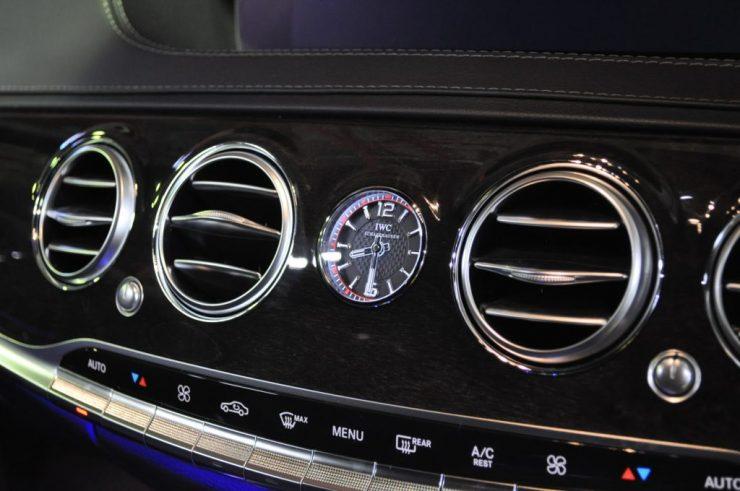 W222 後期S400 低ダスト ドラレコ 3Dツィーター カスタム