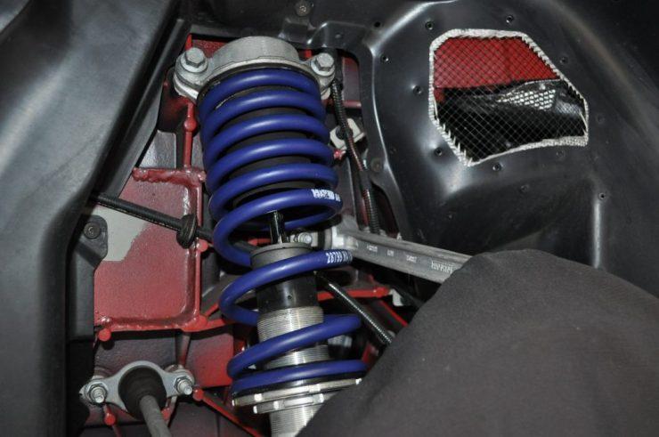 フェラーリ458スパイダー ダウンサス H&R カスタム