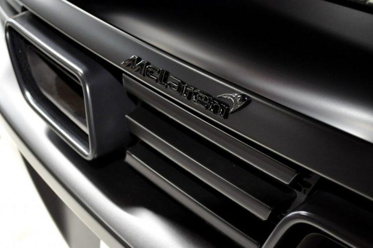 マクラーレン 650S マット プロテクションフィルム