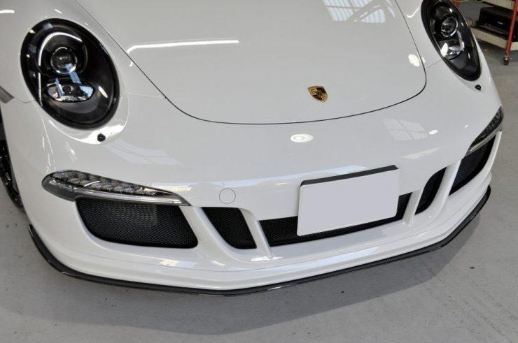 ポルシェ 991 GTS カーボンスポイラー