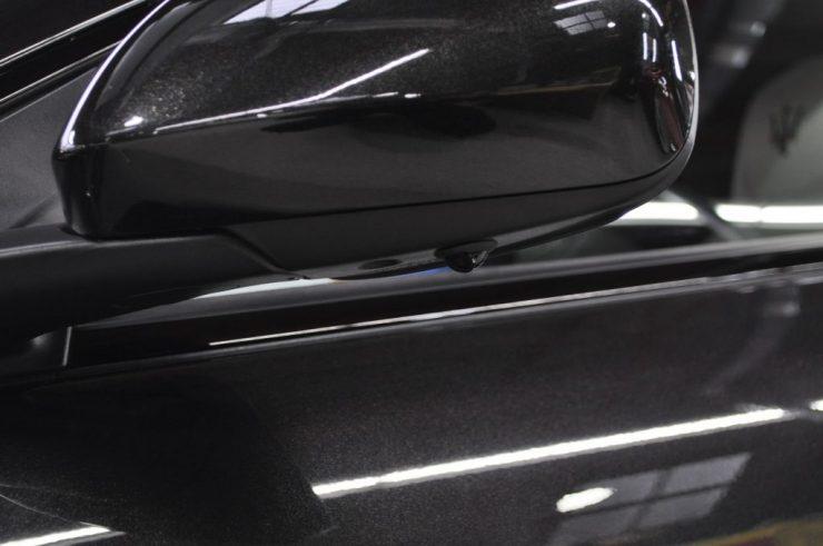 マセラティ グラントゥーリズモ ナビ交換 車高調