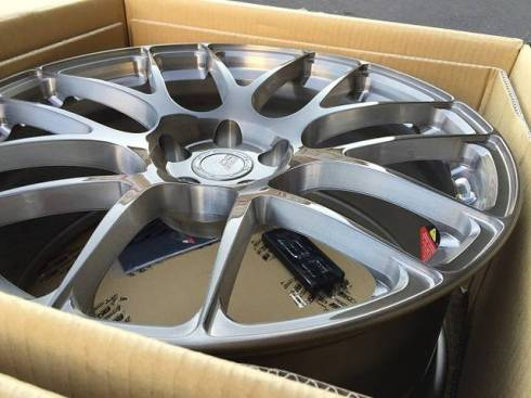 BC FORGED RS40 20インチ W212 E63