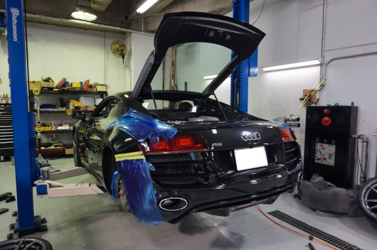 R8 パワークラフト