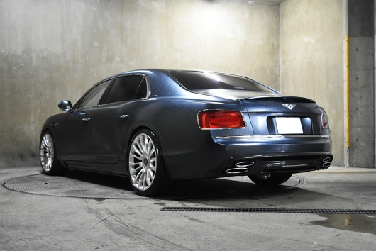 MANSORY Flying Spur BENTLEY
