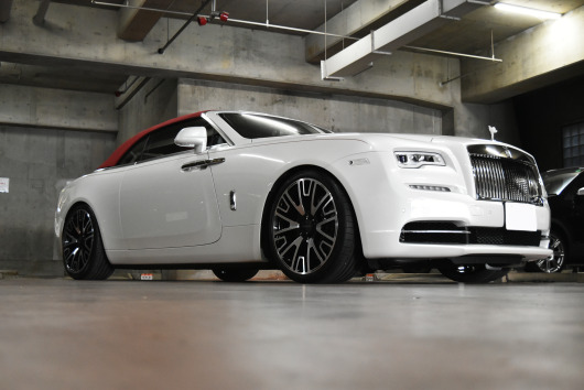 RollsRoyce Dawn Wheel MANSORY