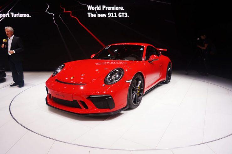 ポルシェ GT3 991.2 991後期 997 996 930 993 964