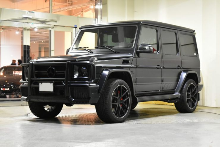 G63 EDITION463 MATTEBLACK CUSTOM