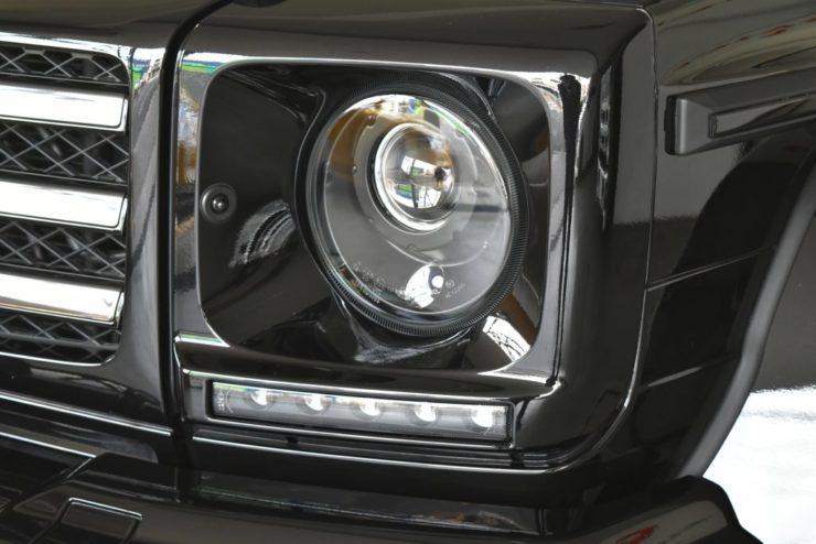 ブラバス インナーブラックヘッドライト