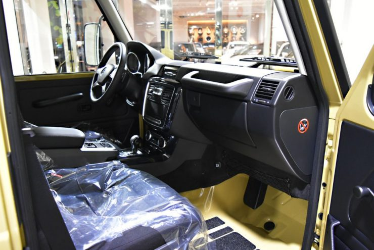 G350dプロフェッショナル PUR エディション Gクラス 国内未登録 未導入
