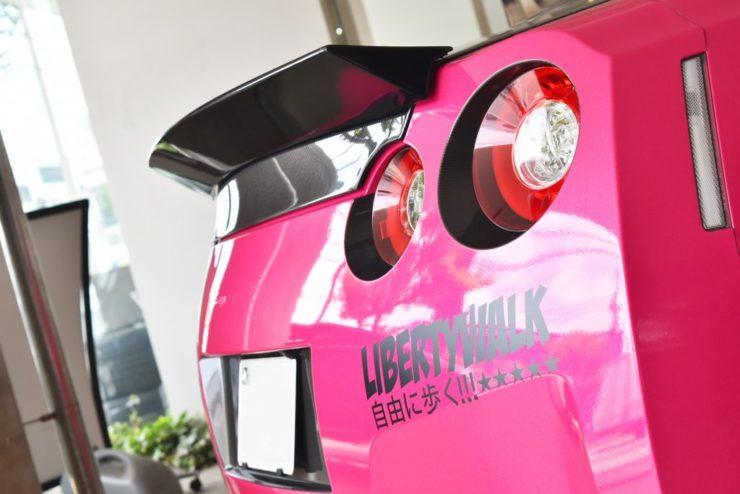 GTR ラッピング