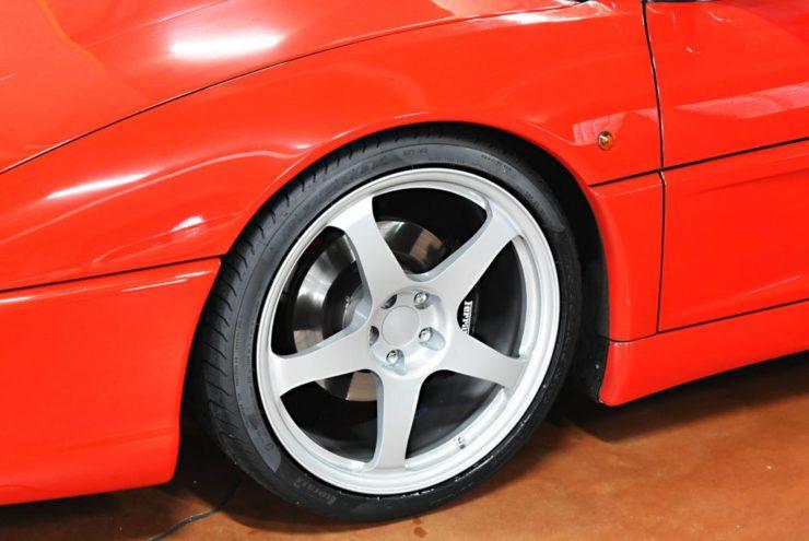 フェラーリ BCフォージド ADV.1 1221 車高調 アラゴスタ