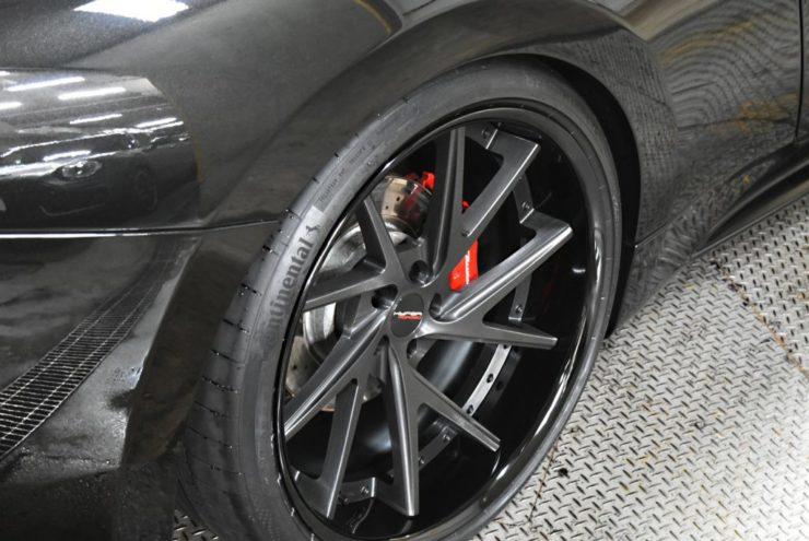 ハイパー 鍛造 ホイール マセラティ カスタム ローダウン ロワリング 車高調 マフラー