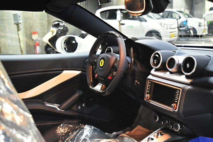 フェラーリ テーラーメード プロテクションフィルム ローダウン 車高調 車高調整
