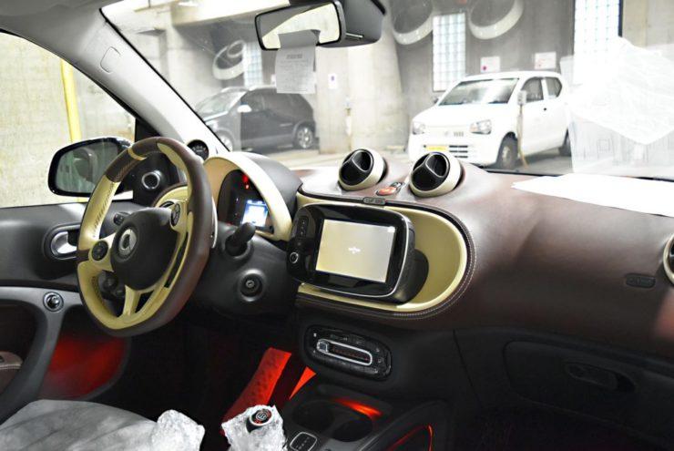 ブラバススマート アルティメイト125 限定車 コンプリートカー