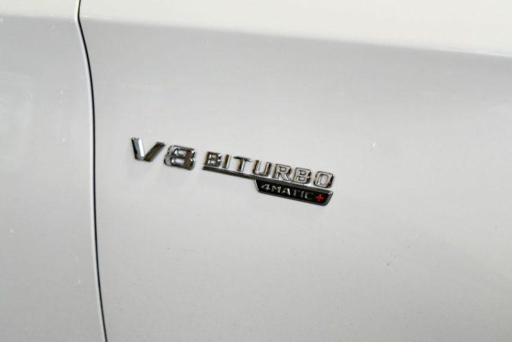 W222後期 AMG S63後期 ベンツ ローダウン 後期仕様