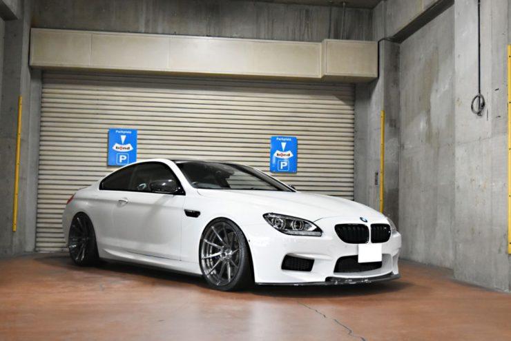 BMW M6 M6クーペ M6グランクーペ F12 F13 ADV.1 車高調 マフラー