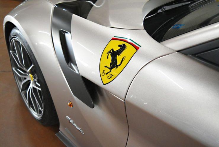 フェラーリ テーラーメード スペシャルオーダー ローダウン EBM マフラー
