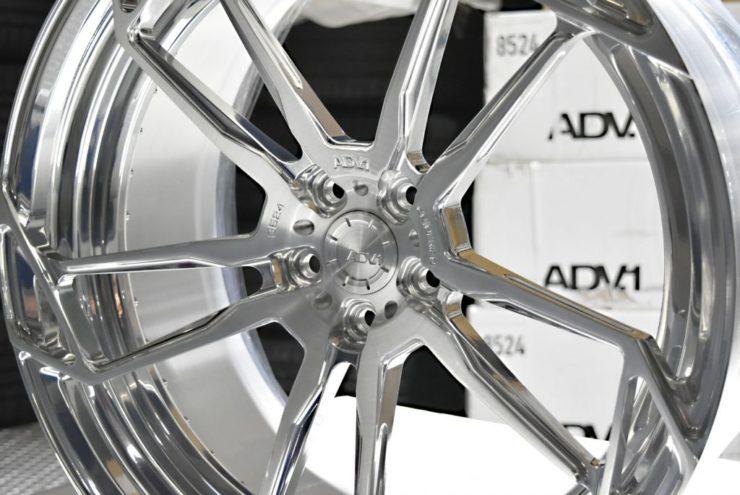 ADV.1 ADV5.2 MV2 アドバンスドシリーズ 22インチ W222 S550 S63 S65