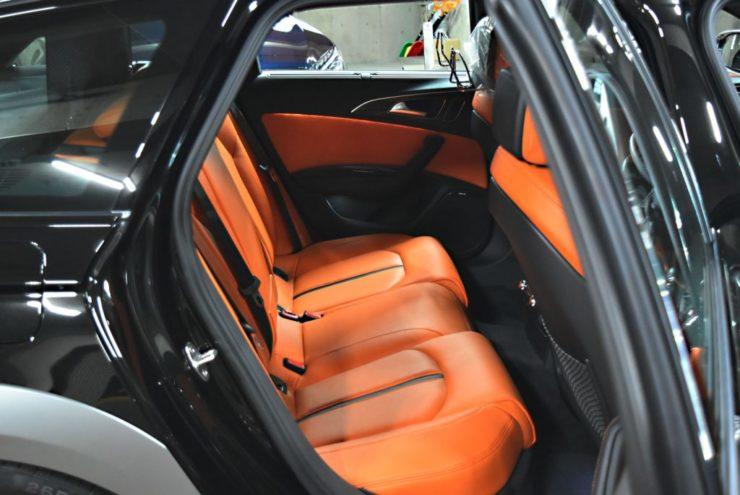 アウディ S6 A6 オールロード ローダウン 21インチ