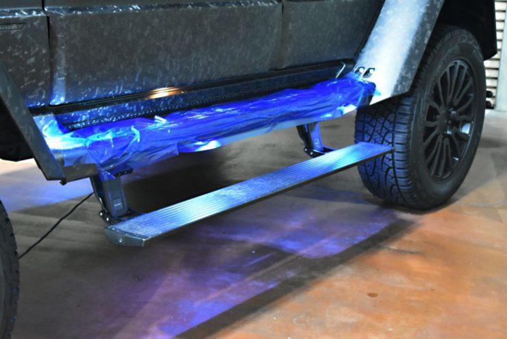 マンソリー Gクラス 4x4 コンプリートカー カスタム エアロ