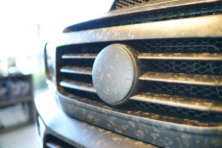 マンソリー W463 Gクラス ゲレンデ ゲレンデヴァーゲン ブラックアウト