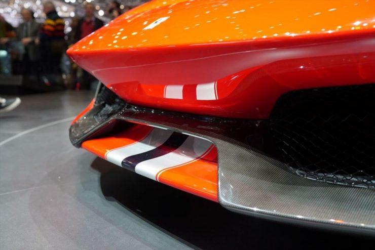 フェラーリ 488ピスタ スペチアーレ