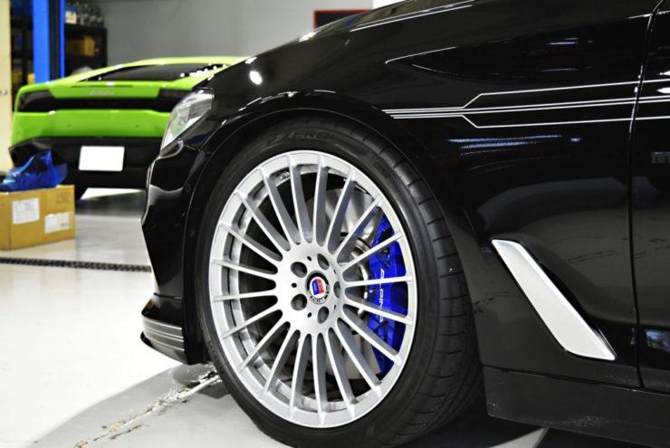 アルピナ B5  G11 BMW 5シリーズ ローダウン