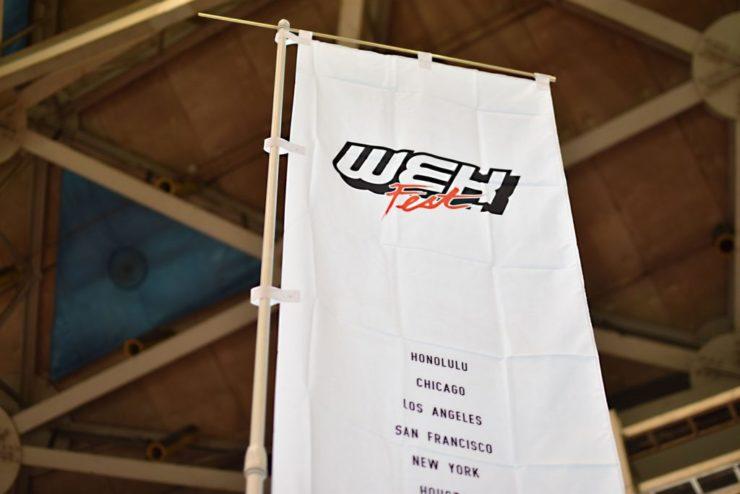 WekFest 名古屋 イベント スタンス シャコタン