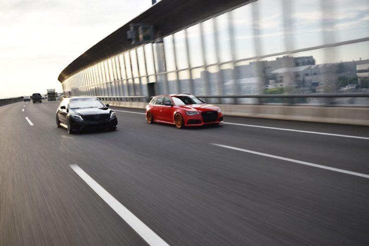 WekFest AMG S63 W222 アナーキー アウディ RS6 ロティフォーム